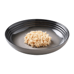 Isolated image of Reveal chicken cat food on plate