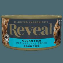 Ocean Fish in Broth Can - 2.47oz
