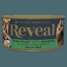 Tuna with Seaweed in Broth Can - 2.47oz