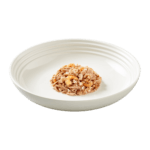 Isolated image of Reveal tuna cat food with shrimp